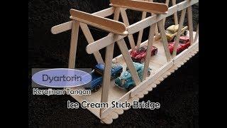 Download Kerajinan Stik Es Krim | Cara Membuat Jembatan dari Stick Ice Cream Video