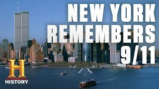 Download New Yorkers Remember 9/11, Fifteen Years Later | History Video