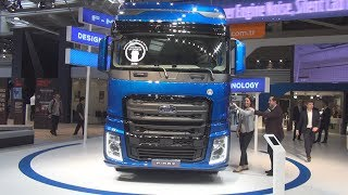 Download Ford F-Max Tractor Truck (2019) Exterior and Interior Video