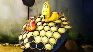 Download LARVA - BEE'S HONEY | Cartoon Movie | Cartoons For Children | Larva Cartoon | LARVA Official Video