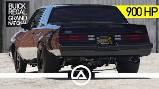 Download 900 WHP 1987 Buick Grand National | The Perfect Drag Car?? Video