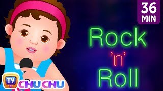 Download Wheels On The Bus and Many More Nursery Rhymes Karaoke Songs Collection | ChuChu TV Rock 'n' Roll Video