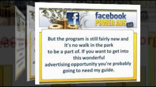 Download Facebook Power Ads 1 - Targeted Cheap Traffic Guide Video