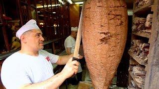 Download KING of İSKENDER KEBAB - 150 Year Old TURKISH Street Food in Bursa!! BEST Street Food in Turkey 2019 Video