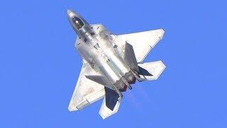 Download F-22 Raptor Demo 2018 Yuma Air Show Video