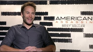 Download Taylor Kitsch on the best $1,000 he ever spent / AMERICAN ASSASSIN Video