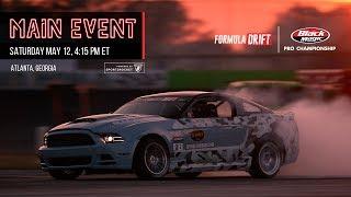 Download Formula Drift Atlanta - Main Event LIVE! Video