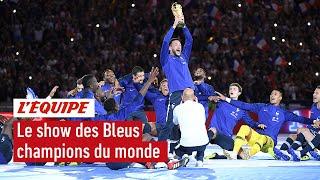 Download Le show de Mbappé, Griezmann, Pogba, Umtit et Lloris en vidéo - Foot - Bleus Video