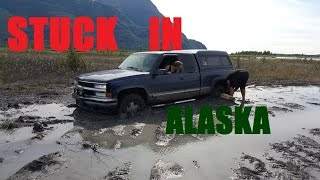 Download Alaska Mudding Trip Goes Wrong Video
