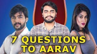Download 7 Angry Questions To Bigg Boss Aarav By Oviya Armian | நாக்கை புடுங்குற மாதிரி 7 கேள்வி #Oviya Army Video