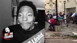 Download St Martin Looting after Hurricane Irma ( 9 Sep 2017 ) Rawpa Crawpa Vlog Video