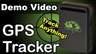 Download Global Mini Tracking Device GSM GPRS GPS Video