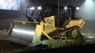 Download New Cat D6 Models Deliver Power and Efficiency for Rough to Fine Grading Video