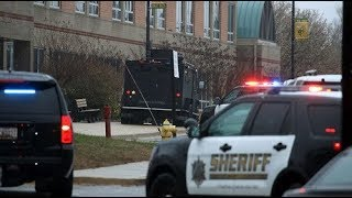 Download Police officer kills gunman during shooting at Md. high school Video