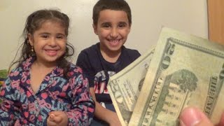 Download CHILD MONEY EXPERIMENT!! Video