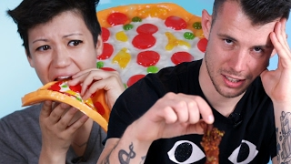 Download Gummy Food Vs. Regular Food Video