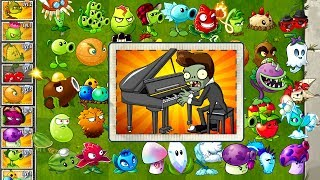 Download Top 10 Every Plant Power-Up! Plants vs Zombies 2 vs Piano Zombie Primal Plantas Contra Zombies 2 Video