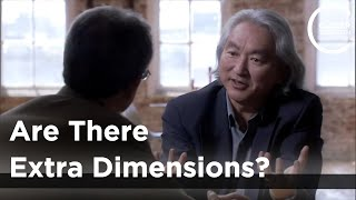 Download Michio Kaku - Are there Extra Dimensions? Video