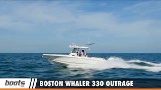 Download Boston Whaler 330 Outrage: Video Boat Review Video