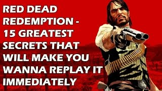Download Red Dead Redemption - 15 Greatest Secrets That Will Make You Wanna Replay It Immediately Video