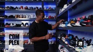 Download Complex Closets: Victor Cruz Shows Us His Crazy Sneaker Collection Video