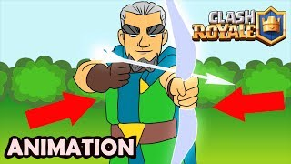 Download Clash Royale Parody Animation | Magic Archer Full Video