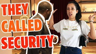 Download WEARING FAKE GUCCI TO THE GUCCI STORE IN PARIS - SOLD ME A USED BAG!! | Mar Video