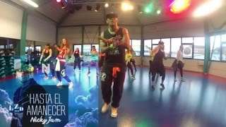 Download NICKY JAM - Hasta El Amanecer (Remix) Latin Dance & ZUMBA® FITNESS Video