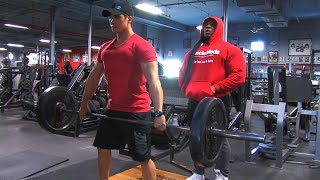 Download Train with Kai: Steven Whang, Part 3 of 4 - Shrugs, Deadlifts and the Necessity of Belief Video
