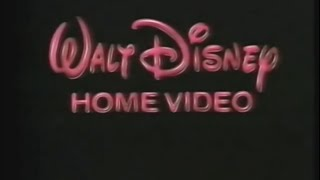 Download Opening to The Lady and the Tramp 1990 VHS (Australia) Video
