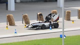 Download flüela driverless - fully autonomous @ ZF Racecamp Video