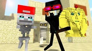 Download Mob Kids Life 5 - Craftronix Minecraft Animation Video