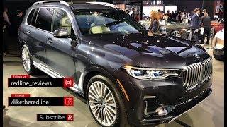 Download 2019 BMW X7 – Redline: First Look – 2018 LA Auto Show Video