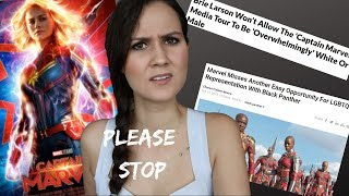 Download No whites or men allowed! (Marvel said so) Video
