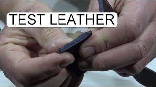 Download TESTING ORIGINAL LEATHER BELT Video