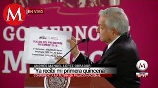 Download Ya recibí mi primera quincena: Andrés Manuel López Obrador Video