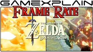 Download Is Zelda: Breath of the Wild's Frame Rate Smoother on Switch? FPS Comparison (Switch Vs. Wii U) Video