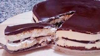 Download Ricetta Torta Fredda KINDER PINGUÌ - GiAlQuadrato Video