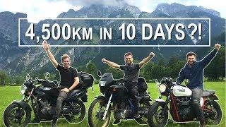Download 4500km Motorbike Trip To SWITZERLAND 🇨🇭 Video