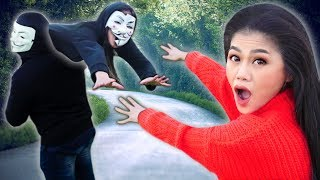 Download I DONT TRUST PROJECT ZORGO - VY vs HACKER in NINJA BATTLE ROYALE (PZ4 Wrong Mystery Pool Challenge) Video