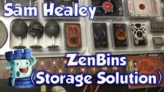 Download Star Wars Rebellion Storage Solution from ZenBins - with Sam Healey Video