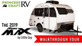 Download 2019 Mini Max from Little Guy Walkthrough with Princess Craft RV Video
