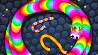 Download ULTIMATE SLITHER.IO 50K+ SNAKE!! (Slither.io) Video