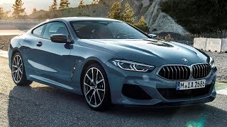 Download 2019 BMW 8 Series Coupe - Interior Exterior and Drive Video