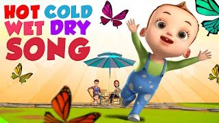 Download Hot & Cold Song For Kids | Baby Ronnie Rhymes | Videogyan 3d Rhymes | Nursery Rhymes & Kids Songs Video