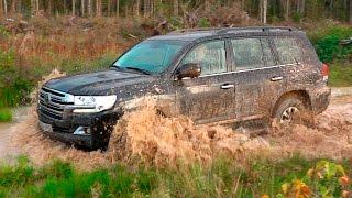 Download Toyota Land Cruiser 200 - Offroad тест и изменения в модели 2017 Video