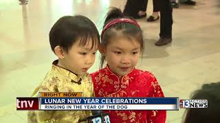 Download Celebrating the Lunar New Year in Las Vegas Video