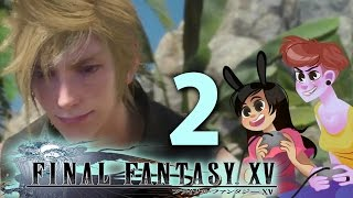 Download FINAL FANTASY 15 XV - 2 GIRLS 1 LET'S PLAY PART 2: 2 GAY 2 FURIOUS Video