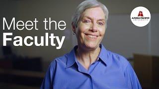 Download Meet the Faculty: Karen Longman, Ph.D. Video