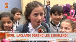 Download Okul ilaçlandı öğrenciler zehirlendi - atv Kahvaltı Haberleri Video